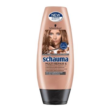 Schauma Multi Repair odżywka do włosów zniszczonych 200 ml
