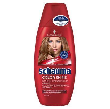 Schauma szampon do włosów farbowanych ochrona koloru 250 ml