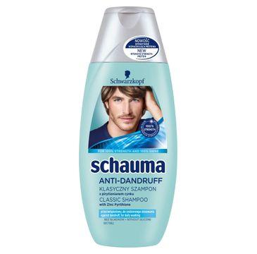 Schauma szampon do włosów przeciwłupieżowy dla mężczyzn 250 ml