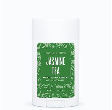 Schmidt's Natural Deodorant naturalny dezodorant w sztyfcie Herbata Jaśminowa 58 ml