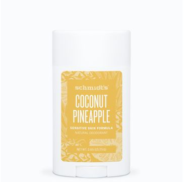 Schmidt's Natural naturalny dezodorant w sztyfcie Kokos i Ananas 58 ml