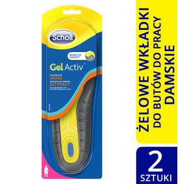 Scholl GelActiv wkładki do obuwia do pracy (damskie)