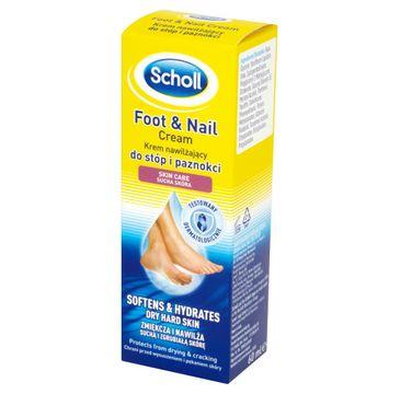 Scholl krem do stóp i paznokci nawilżający 60 ml