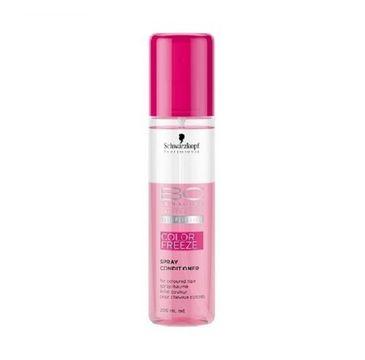 Schwarzkopf BC Hair Therapy Color Freeze Conditioner odżywka do włosów farbowanych 200ml