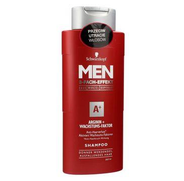 Schwarzkopf Men szampon do włosów przeciw wypadaniu z argininą 250 ml