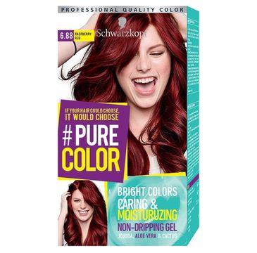 Schwarzkopf Pure Color farba do włosów w żelu nr 6.88 Raspberry Red 1 op