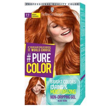 Schwarzkopf Pure Color farba do włosów w żelu nr 7.7 Bright Cinnamon 1 op.