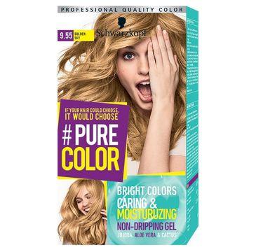 Schwarzkopf Pure Color farba do włosów w żelu nr 9.55 Golden Sky 1 op.