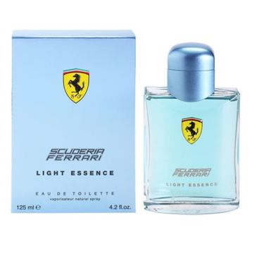 Scuderia Ferrari Light Essence woda toaletowa spray 125ml