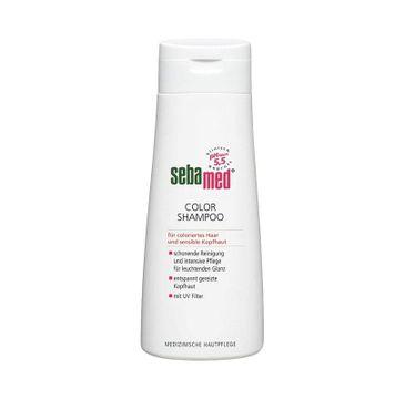 Sebamed Color Shampoo bezalkaliczny szampon do włosów farbowanych (200 ml)