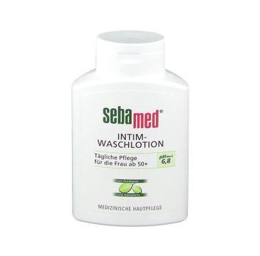 Sebamed Intim-Waschlotion żel do higieny intymnej dla kobiet po 50 roku życia pH 6.8 (200 ml)