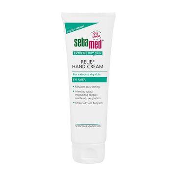 Sebamed Relief Hand Cream Extreme Dry Skin Cream krem do rąk suchych i podrażnionych 75ml