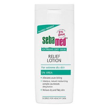 Sebamed Relief Lotion Extreme Dry Skin regenerująca emulsja do ciała do skóry suchej i podrażnionej 200ml