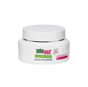 Sebamed Trockene Haut Gesichtscreme krem do twarzy dla bardzo suchej skóry (50 ml)