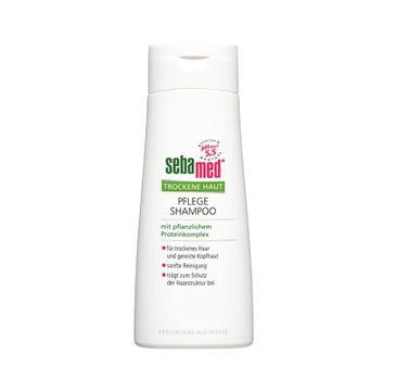 Sebamed Trockene Haut Pflege Shampoo bezalkaliczny szampon rewitalizujący do włosów suchych i zniszczonych (200 ml)