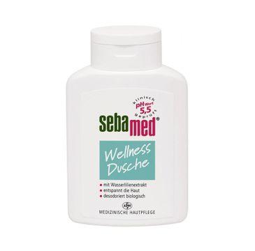 Sebamed Wellness Dusche bezalkaliczny relaksujący żel pod prysznic do codziennej pielęgnacji (200 ml)