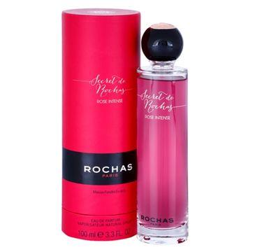 Secret De Rochas Rose Intense woda perfumowana spray 100ml