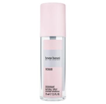 Bruno Banani – Woman Dezodorant naturalny spray (75 ml)