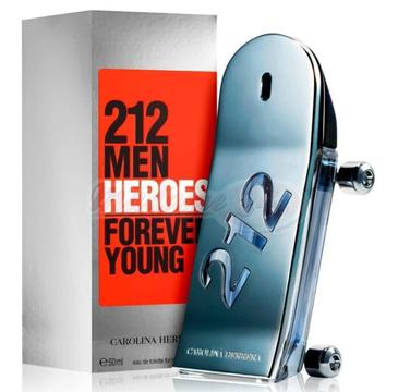 Carolina Herrera 212 Men Heroes woda toaletowa (50 ml)