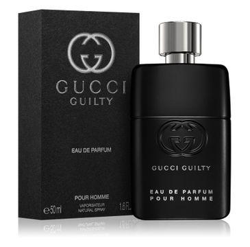 Gucci Guilty Pour Homme woda perfumowana dla mężczyzn (50 ml)