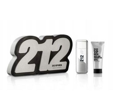 Carolina Herrera – 212 Vip Men woda toaletowa 50 ml + żel 75 ml (1 szt.)