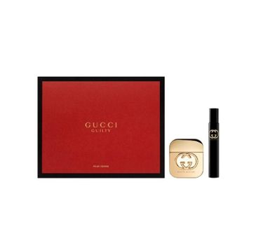 Gucci Guitly – Pour Femme Woda toaletowa 50ml spray + Woda toaletowa 7.4ml spray