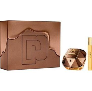 Paco Rabenne – Lady Million Prive zestaw Woda perfumowana spray 80ml + Travel spray 10ml