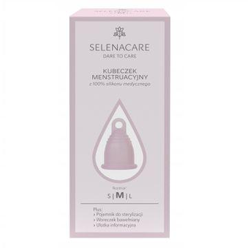SELENACARE Premium kubeczek menstruacyjny z silikonu medycznego M
