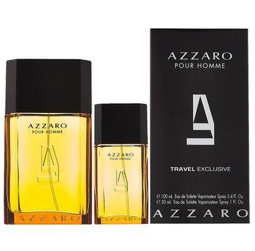 Azzaro – Zestaw Pour Homme edt 100 ml+ edt 30 ml(1 szt.)