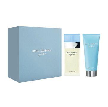 Dolce&Gabbana – Zestaw Light Blue (1 szt.)