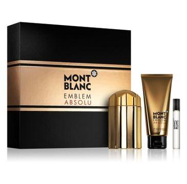 Mont Blanc – Zestaw Emblem Absolu (1 szt.)