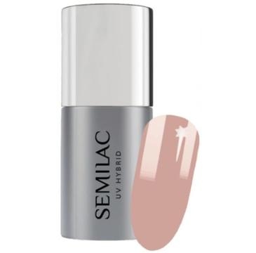 Semilac – Baza kauczukowa BB Nude (7 ml)