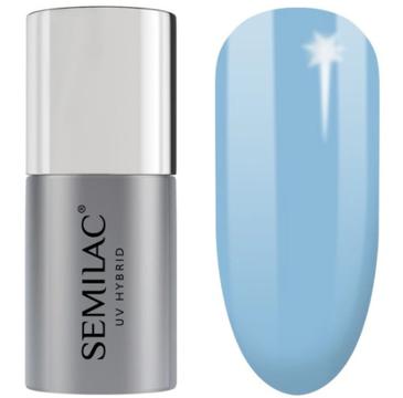 Semilac One Step lakier hybrydowy S810 Baby Blue (5 ml)