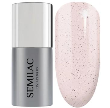 Semilac Top No Wipe Stone Effect (7 ml)