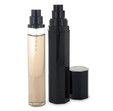 Serge Lutens Le Vaporisateur Tout Noir Fourreau Noir Travel woda perfumowana spray 2x30ml