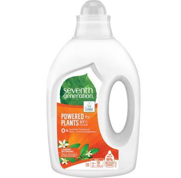 Seventh Generation Powered By Plants Laundry detergent ekologiczny żel do prania Fresh Orange & Blossom Scent 1000 ml