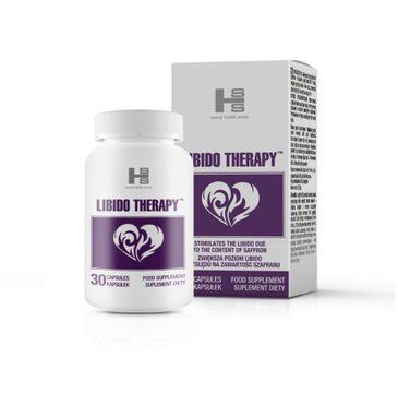 Sexual Health Series Libido Therapy zwiększa poziom libido suplement diety (30 kapsułek)