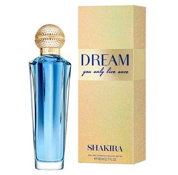 Shakira Dream woda toaletowa spray (80 ml)