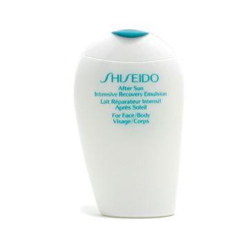 Shiseido After Sun Intensive Recovery Emulsion Emulsja naprawcza po słońcu 150ml