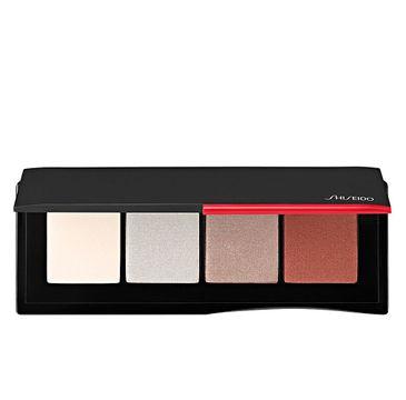 Shiseido – Essentialist Eye Palette paleta cieni do powiek 02 Platinum Street Metals (5.2 g)
