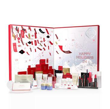 Shiseido Happy Holidays kalendarz adwentowy 1 zestaw (24 szt.)