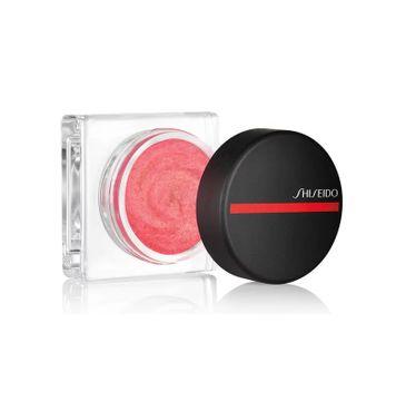Shiseido – Minimalist WhippedPowder Cream Blush róż do policzków 01 Sonoya (5 g)