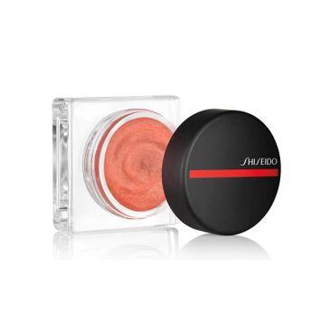 Shiseido – Minimalist WhippedPowder Cream Blush róż do policzków 03 Momoko (5 g)