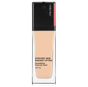 Shiseido Synchro Skin Radiant Lifting Foundation SPF30 rozświetlająco-liftingujący podkład 140 Porcelain (30 ml)