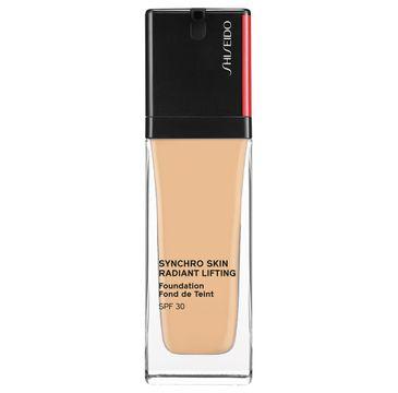Shiseido Synchro Skin Radiant Lifting Foundation SPF30 rozświetlająco-liftingujący podkład 160 Shell (30 ml)