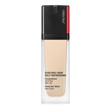 Shiseido Synchro Skin Self-Refreshing Foundation SPF30 długotrwały podkład do twarzy 120 Ivory (30 ml)