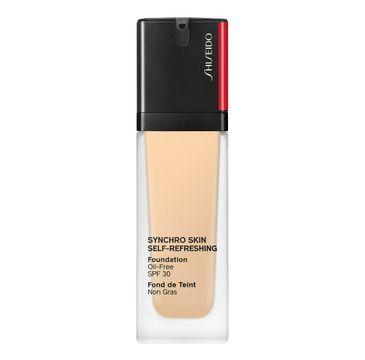 Shiseido Synchro Skin Self-Refreshing Foundation SPF30 długotrwały podkład do twarzy 210 Birch (30 ml)