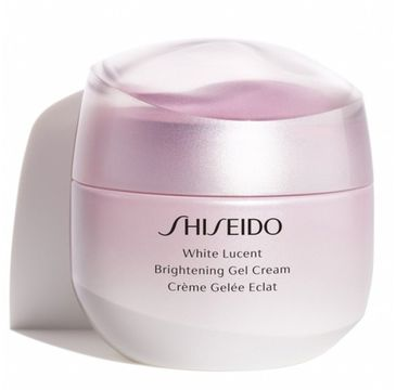 Shiseido White Lucent Brightening Gel Cream rozjaśniający krem-żel do twarzy 50ml