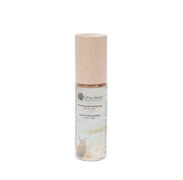 Shy Deer – Natural Caring Foundation naturalny podkład pielęgnujący 01 (30 ml)