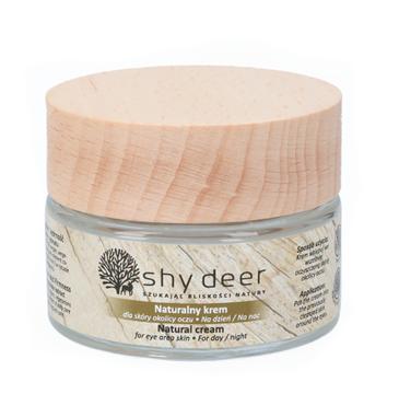 Shy Deer Natural Cream naturalny krem dla skóry okolicy oczu (30 ml)